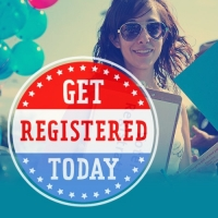register to vote, california, elections