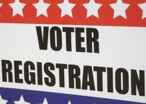 voter registration, california, elections, voting