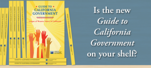guide to california government, elections, voting, civic education