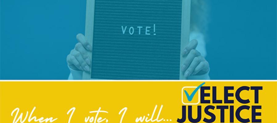 Elect Justice CA, cavotes, voting, california, elections, vote, voe ready, criminal justice, justice