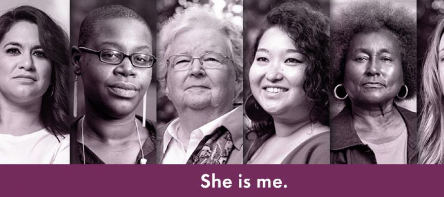She Is Me, LWV, elections, voting, voting rights, League of women voters, suffrage, centennial