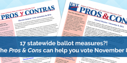 ballot measures, california elections, voting, propositions, pros and cons, unbiased
