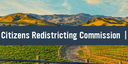 California Redistricting Commission Application