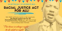 Racial Justice Act for All
