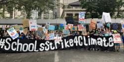 schoolstrike4climate, climate change, climate emergency, school strike, students act on climate