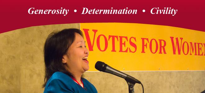 LWV California Education Fund - Generosity. Determination. Civility. Donate now!